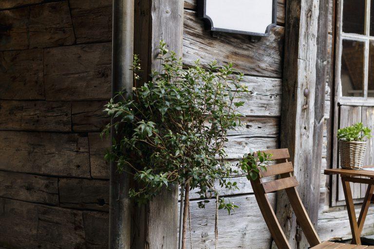 Το ξύλο στο σπίτι