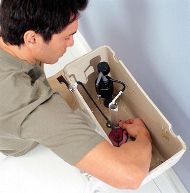 υδραυλική εργασία