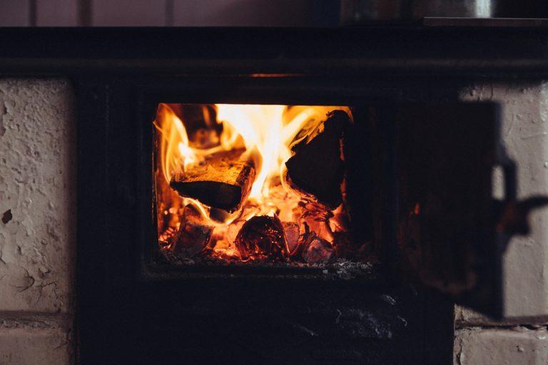 Θέρμανση με σόμπα