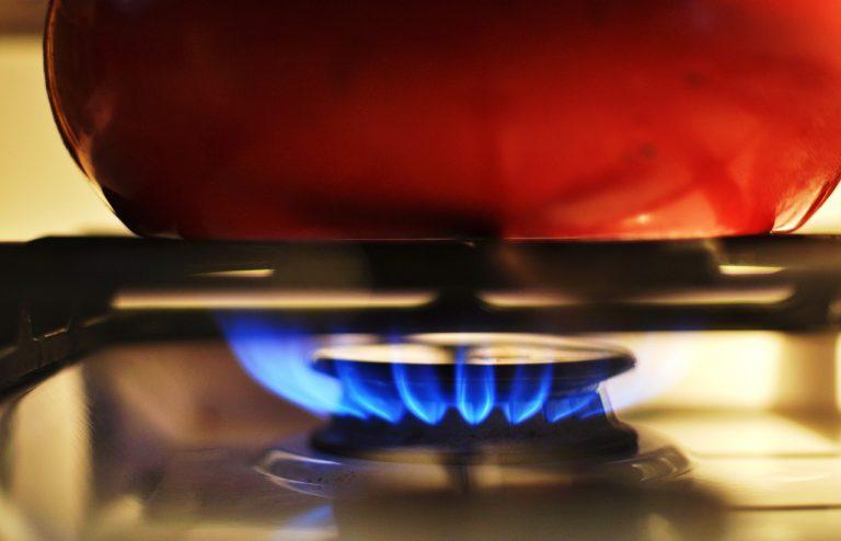 Κεντρική θέρμανση με φυσικό αέριο
