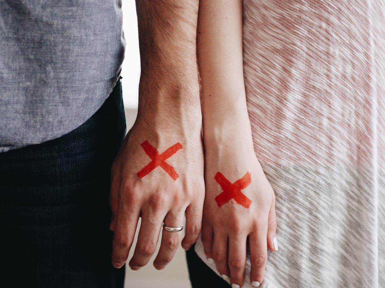 Τα ραντεβού μετά τα χαρτιά του διαζυγίου υπογράφονται