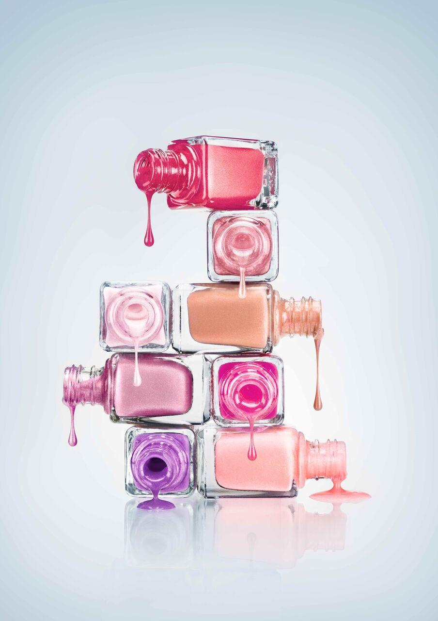 χρώματα για πασχαλινά νύχια