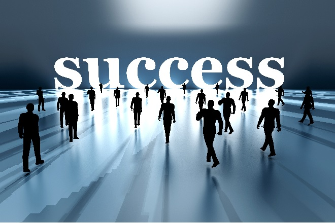 επιτυχία επιχείρησης online