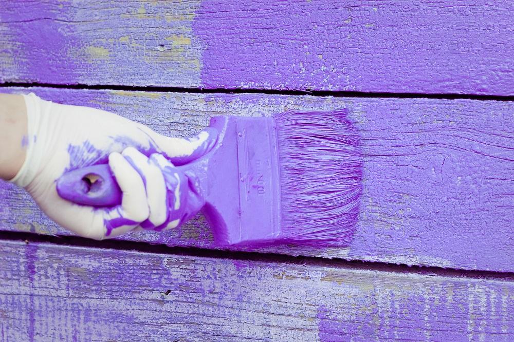 βάψιμο τοίχου