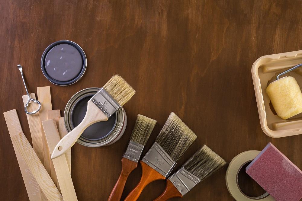 εργαλεία για βάψιμο