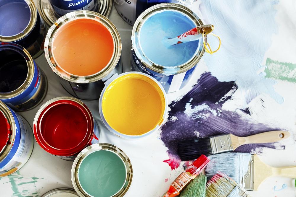χρώματα για βάψιμο