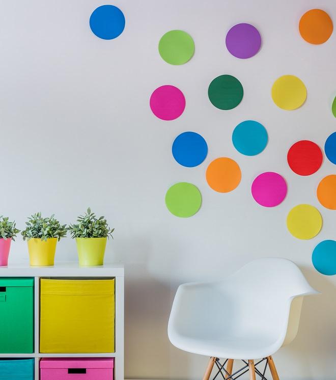 Ανανέωσε τον χώρο σου με την διακόσμηση τοίχων