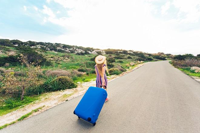 ετοιμασία βαλίτσας