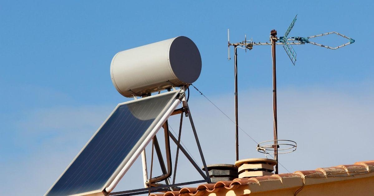 Είδος κυκλώματος ηλιακού θερμοσίφωνα