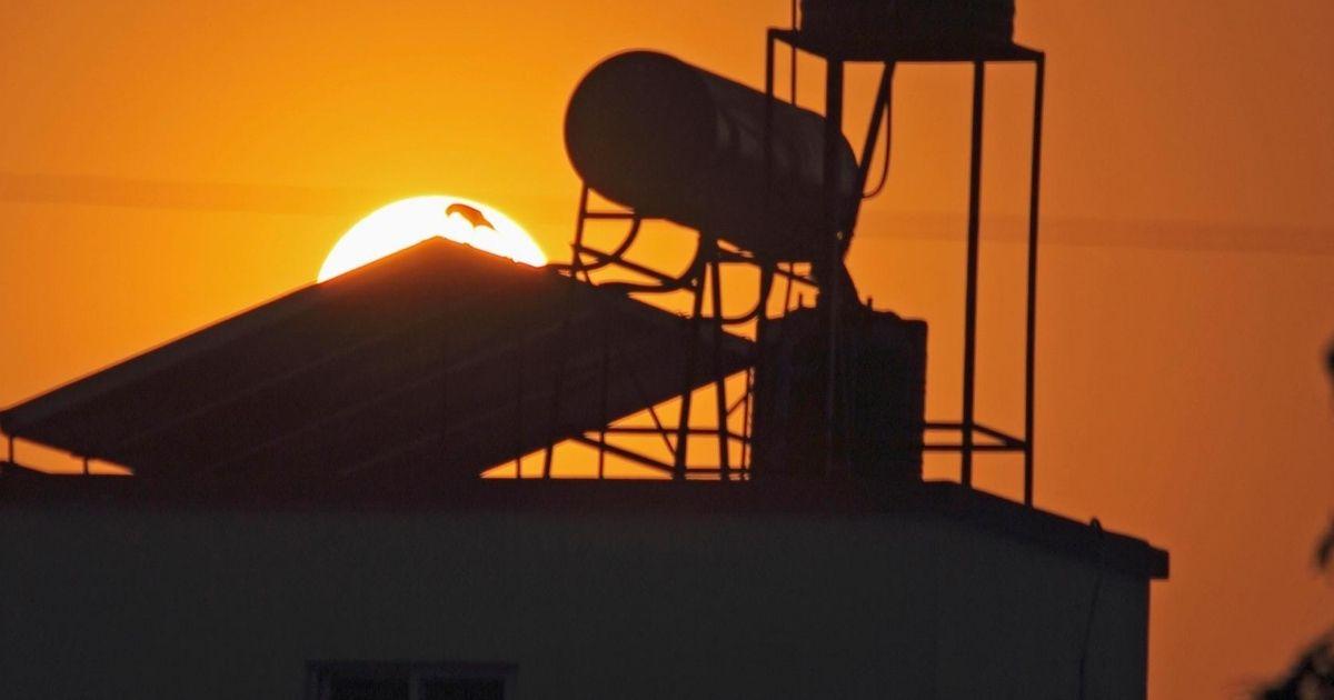 Συντήρηση του ηλιακού τους καλοκαιρινούς μήνες