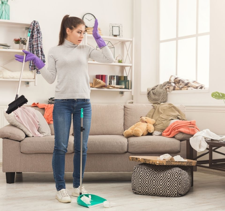 Καθαρισμός σπιτιού: Ποιά σημεία ξεχνάς συνήθως να καθαρίσεις!