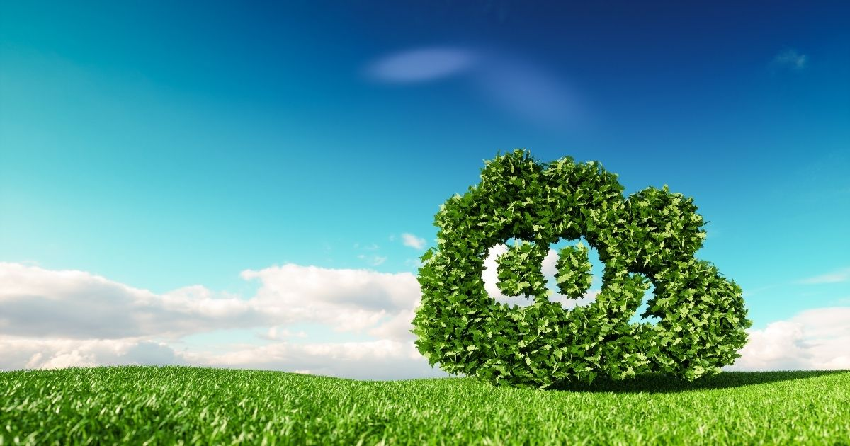 μείωση εκπομπών άνθρακα