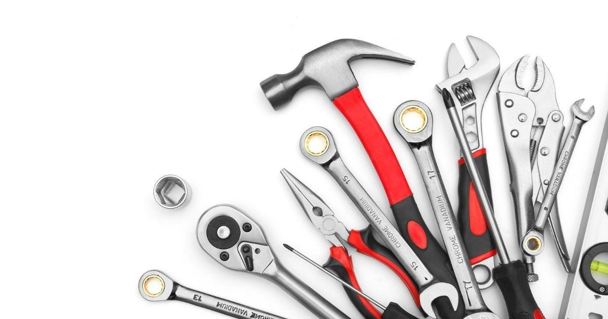 Προμηθεύσου με τα κατάλληλα εργαλεία