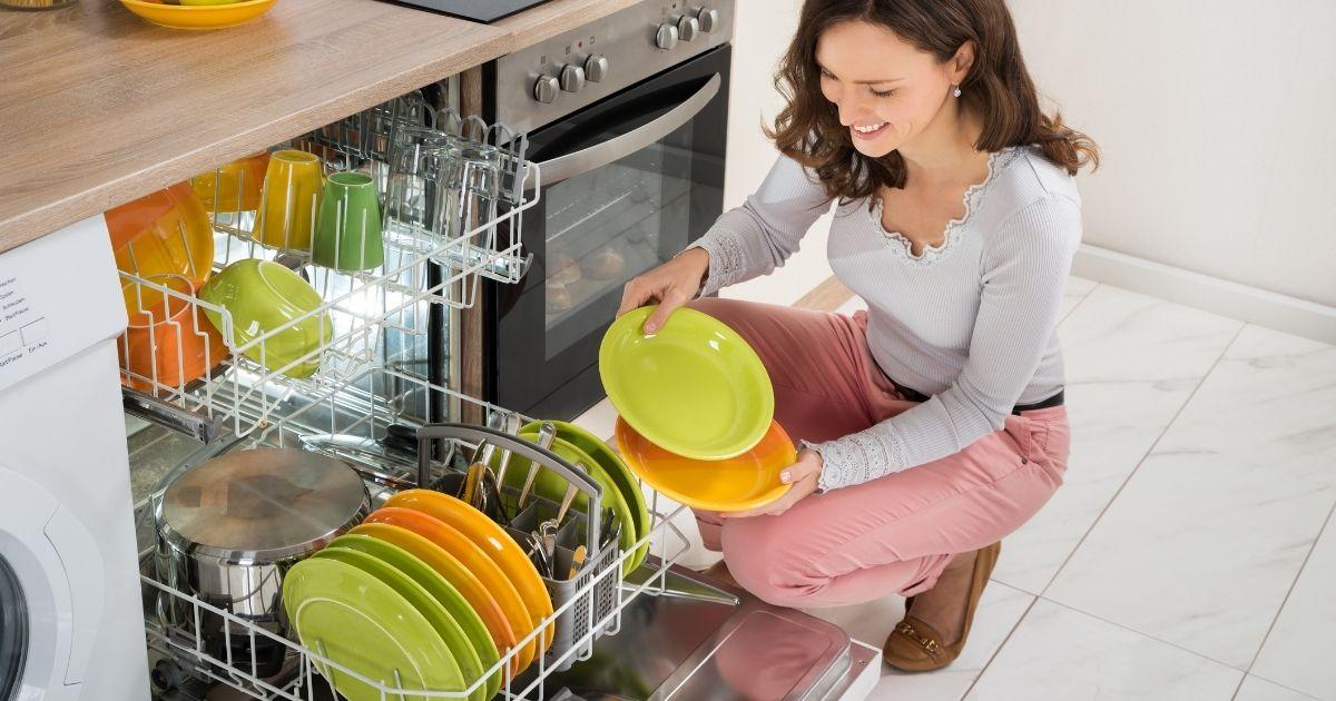 Πλυντήριο πιάτων και σωστή συντήρηση