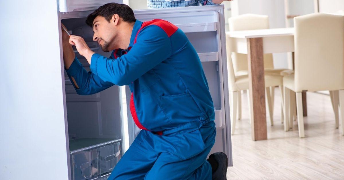 Επισκευή ψυγείου από επαγγελματία