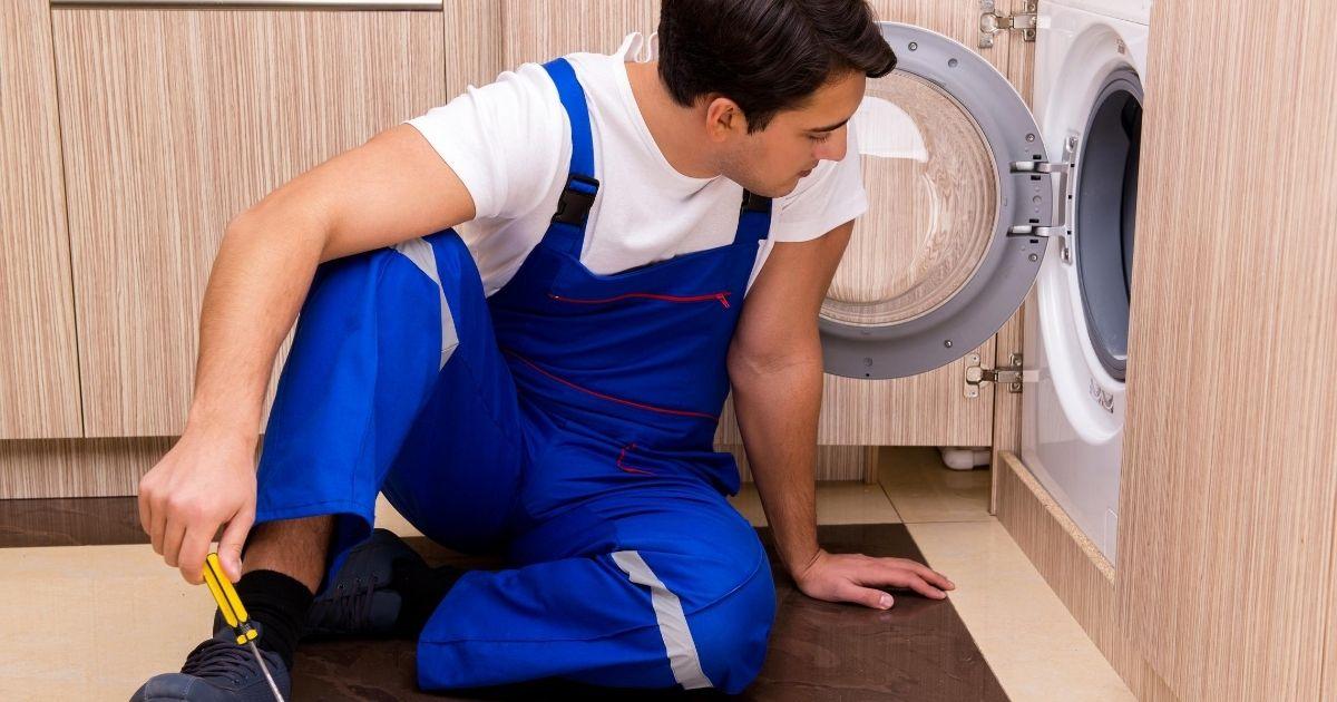 Επισκευή πλυντηρίου ρούχων ή πιάτων